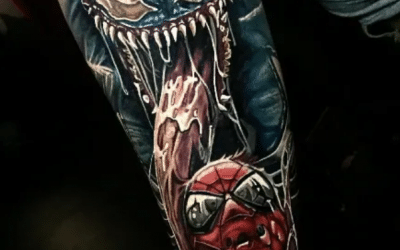 21 SICK VENOM TATTOOS